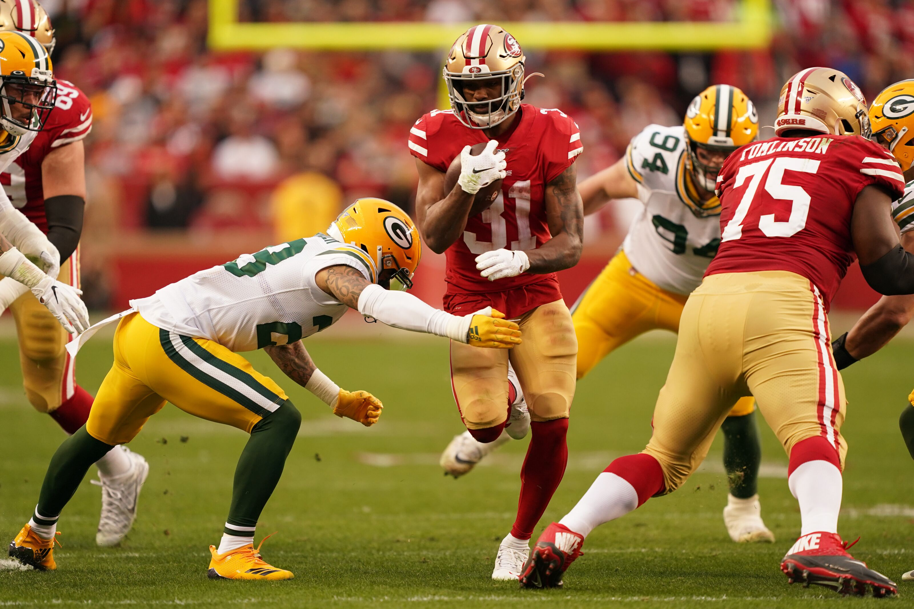 Packers: Three takeaways from NFC Championship loss to 49ers