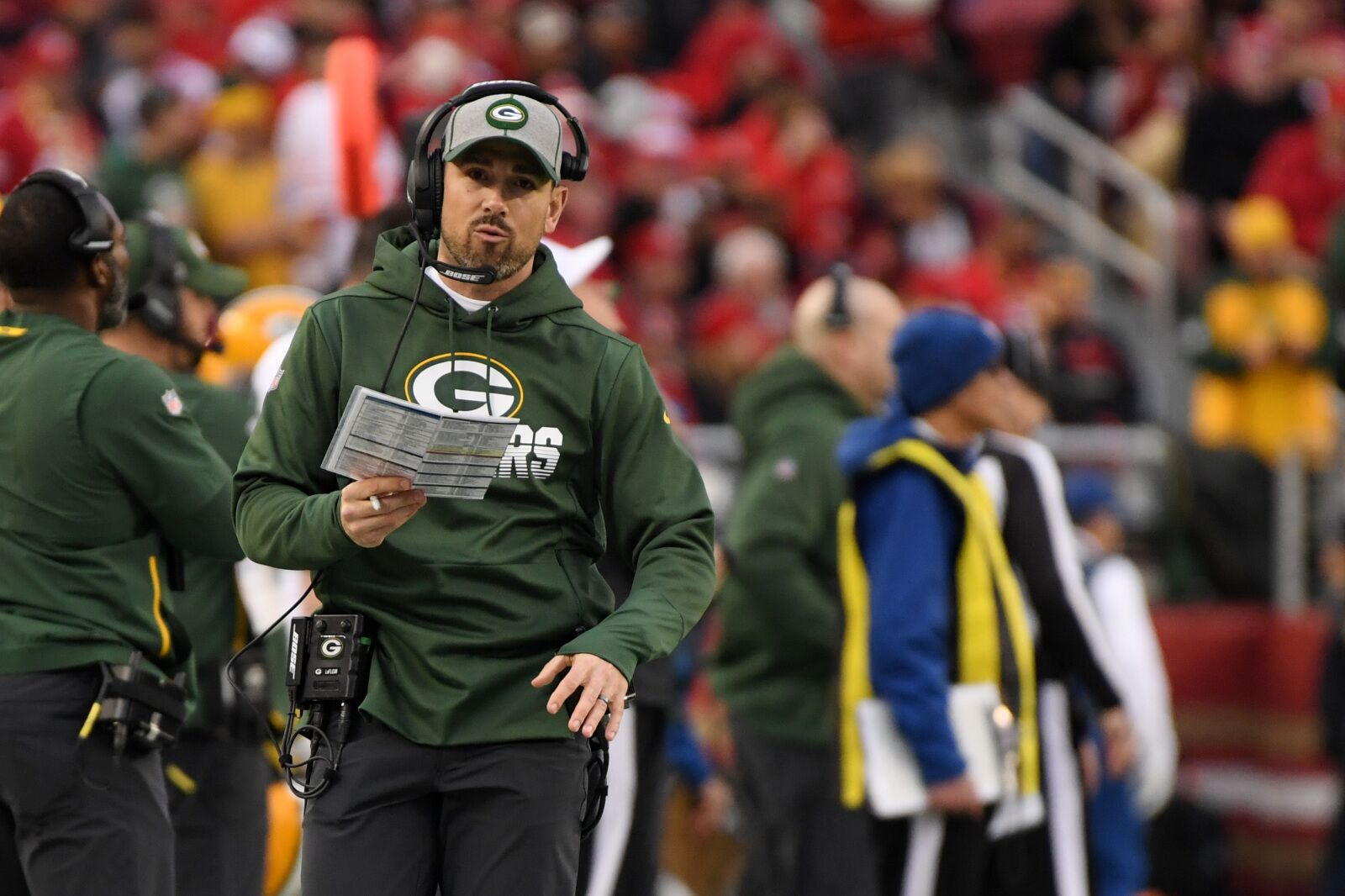 Five offseason moves Packers need to make in 2020