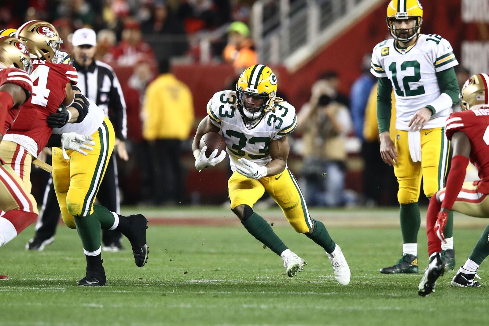 Packers: Top three performers from NFC Championship loss