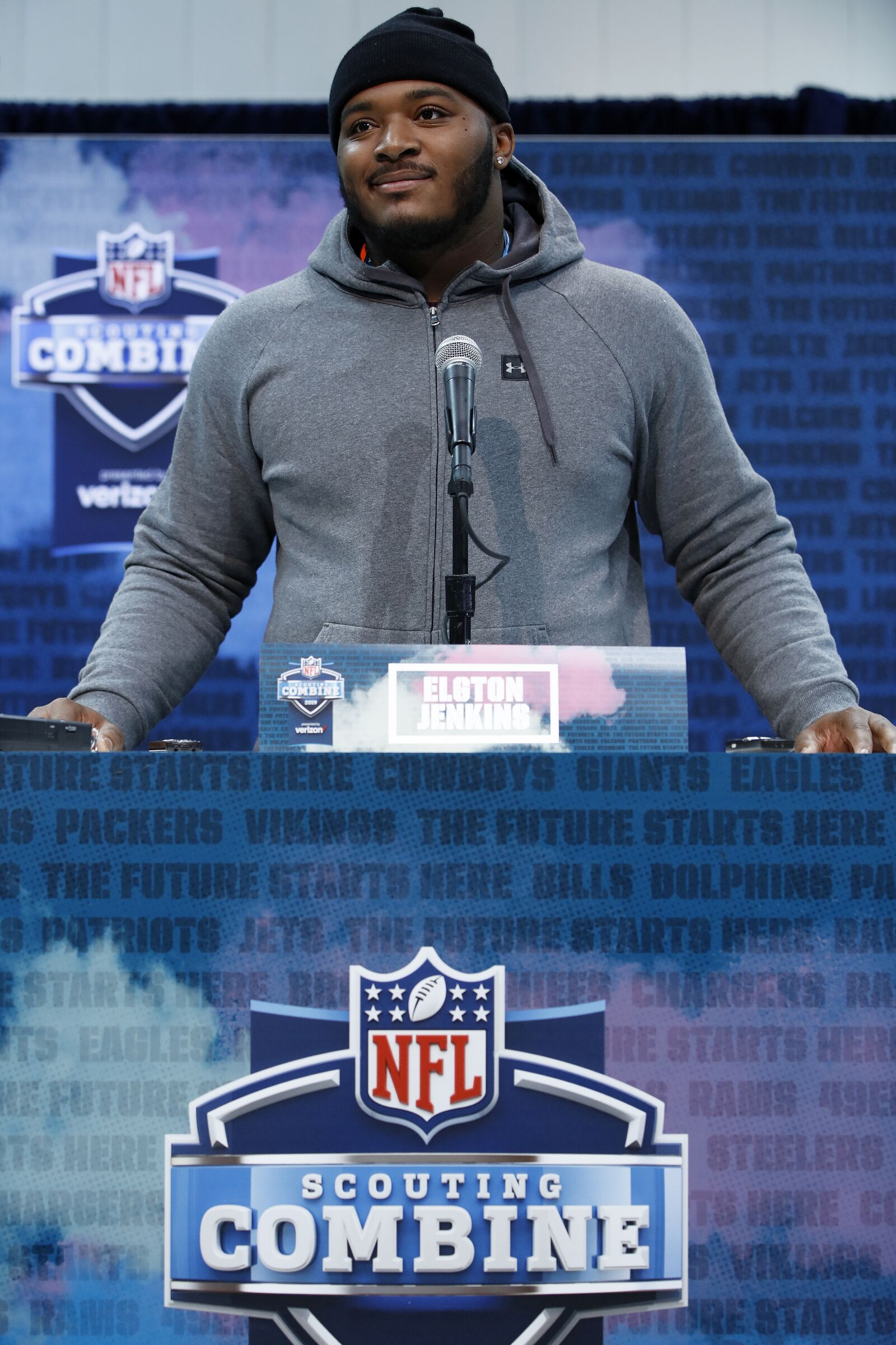 Packers: Projecting Elgton Jenkins' impact as a rookie