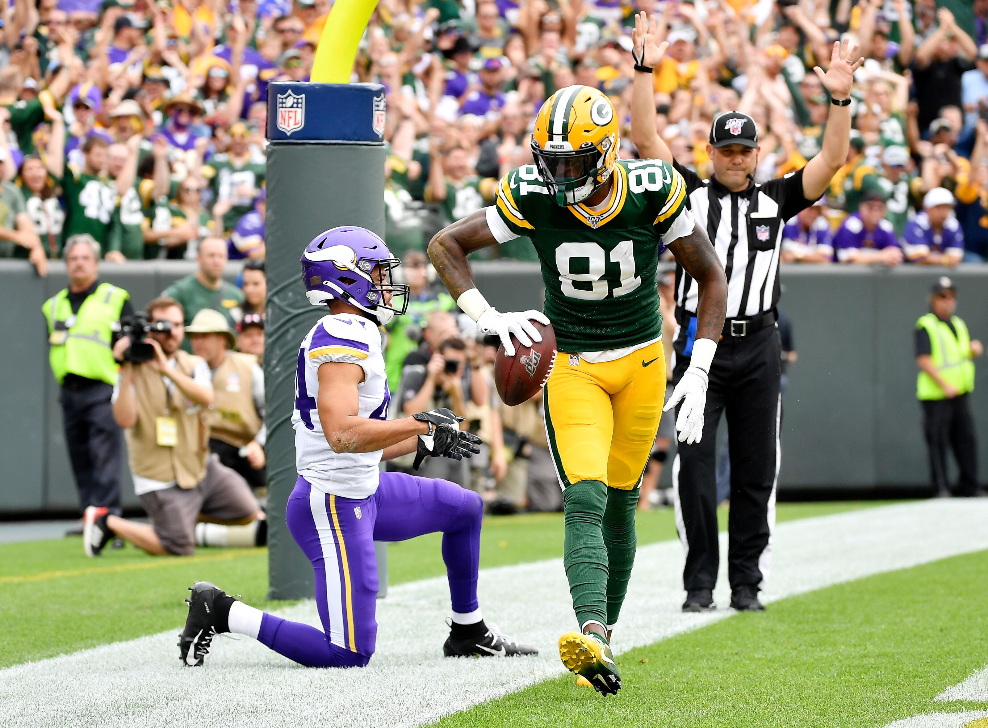 Packers: Four players whose future will be decided in final four games