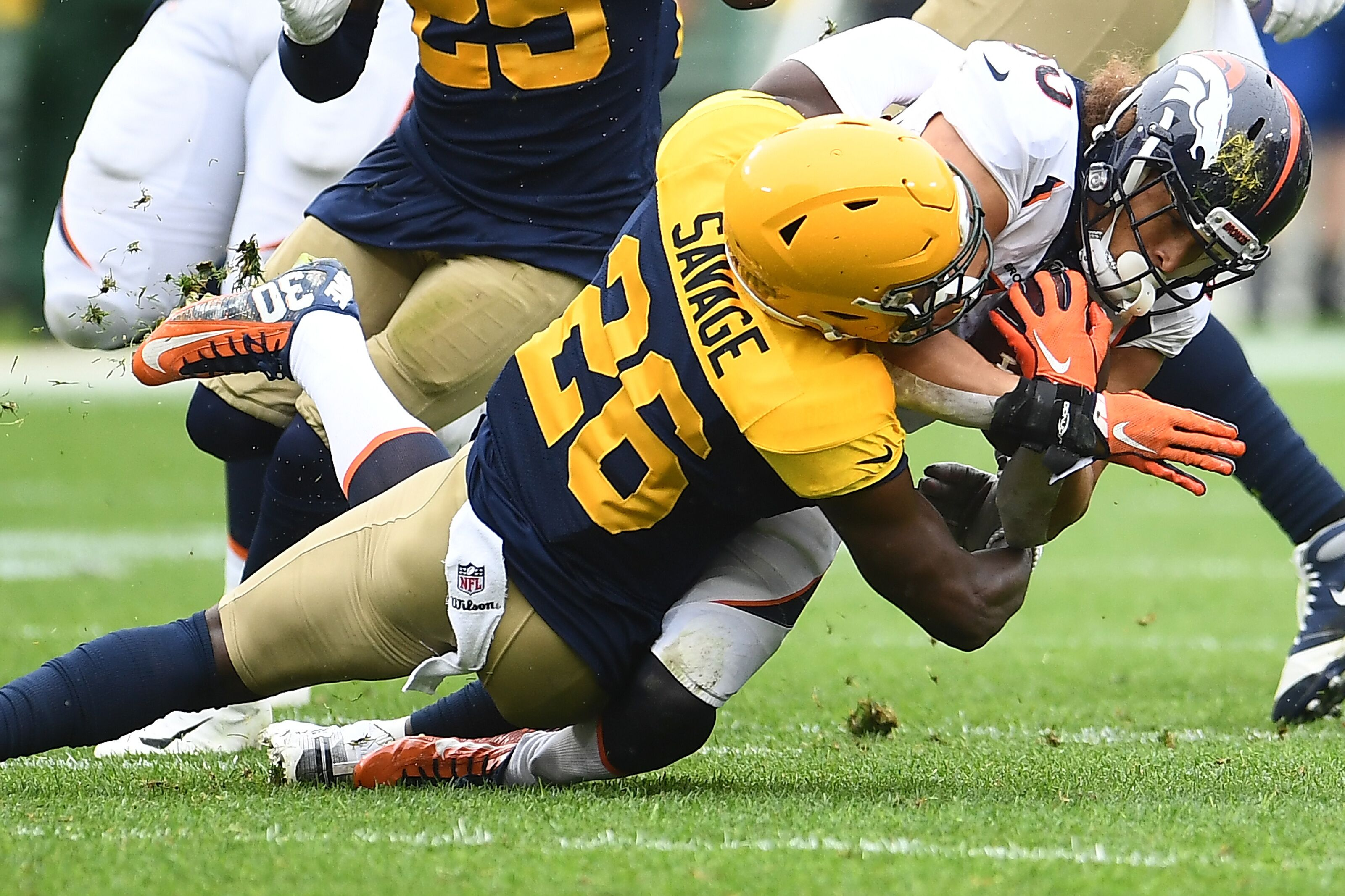 Three takeaways from Packers' win vs. Broncos in Week 3