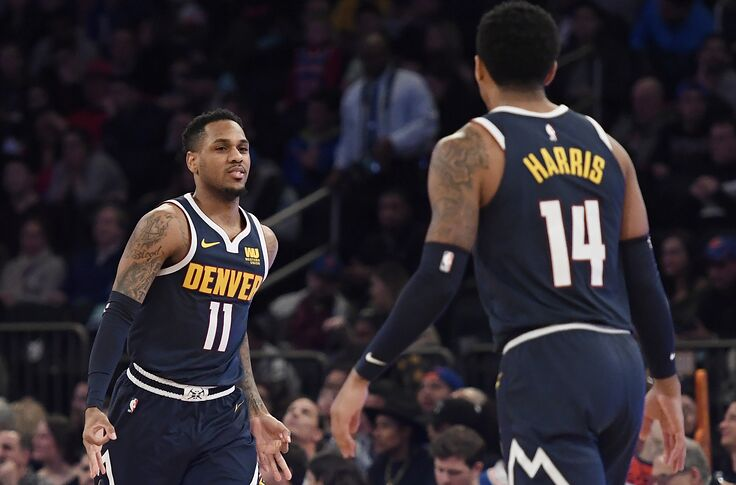 new products dd6bd 4ac3b Denver Nuggets: Monte Morris' Rapid Rise Wasn't That Unexpected