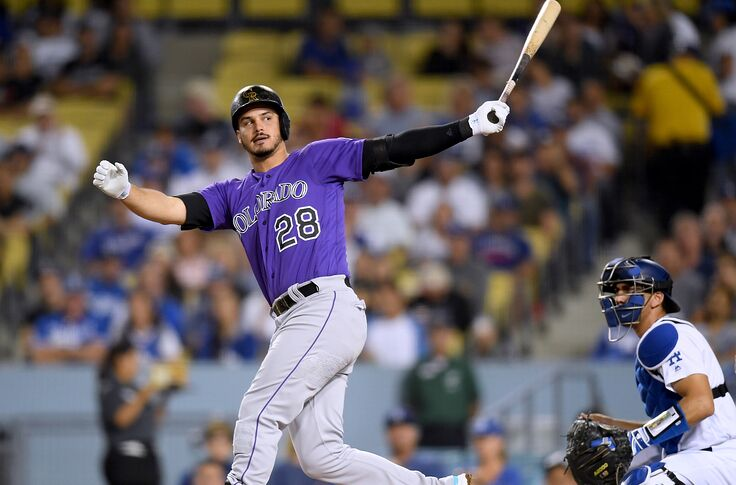 colorado rockies road to october first stop diamondbacks