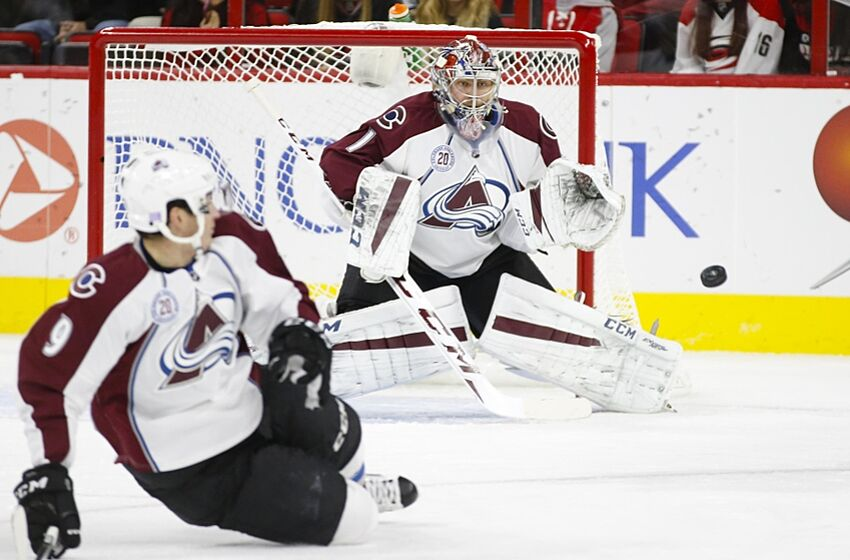 e4ad5a76ae3 Colorado Avalanche  Are They Choking During Games