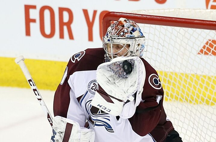 Colorado Avalanche Goaltenders And Adjusted Save Percentage