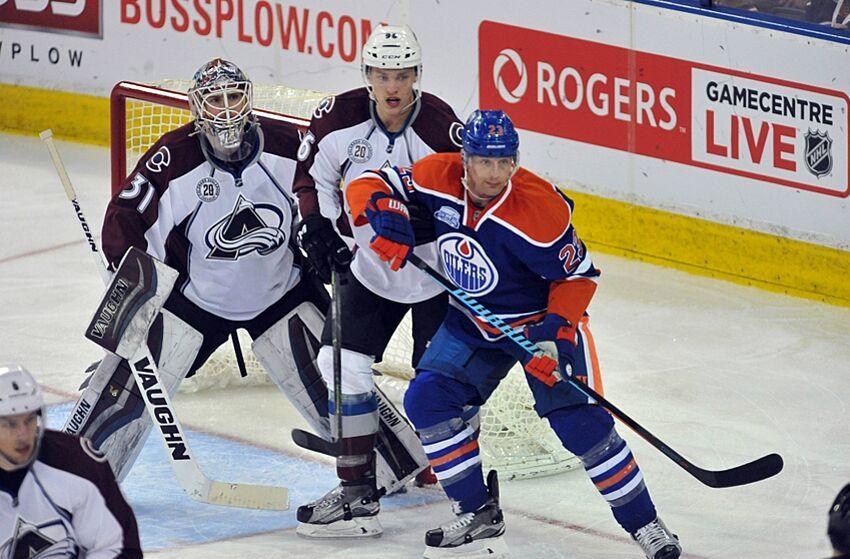 843c67ca3ec Colorado Avalanche  Comparison with the Edmonton Oilers