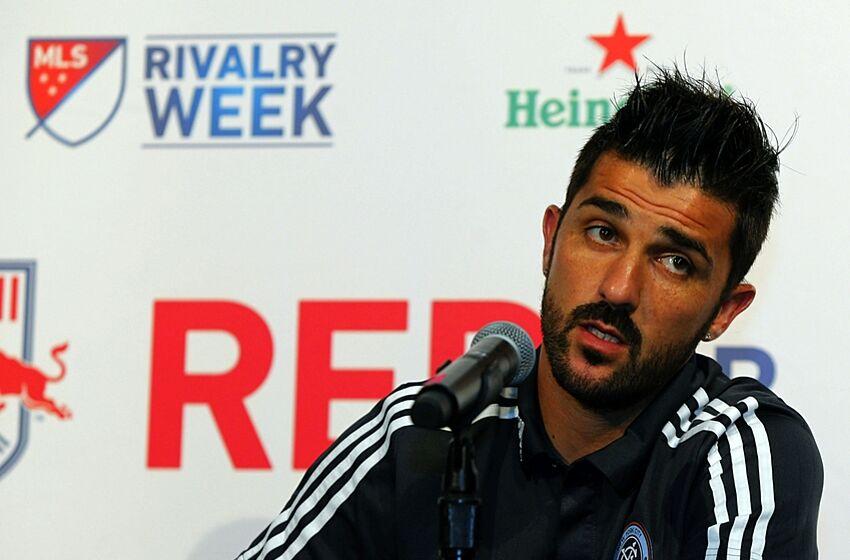 6de519b02 David Villa Has Asked Andres Iniesta to Join Him at NYCFC