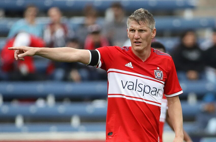 8e88866c169 Chicago Fire  What do Bastian Schweinsteiger and Dax McCarty have left