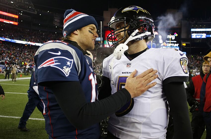 c05cf20e535f New England Patriots Cannot Overlook Baltimore Ravens