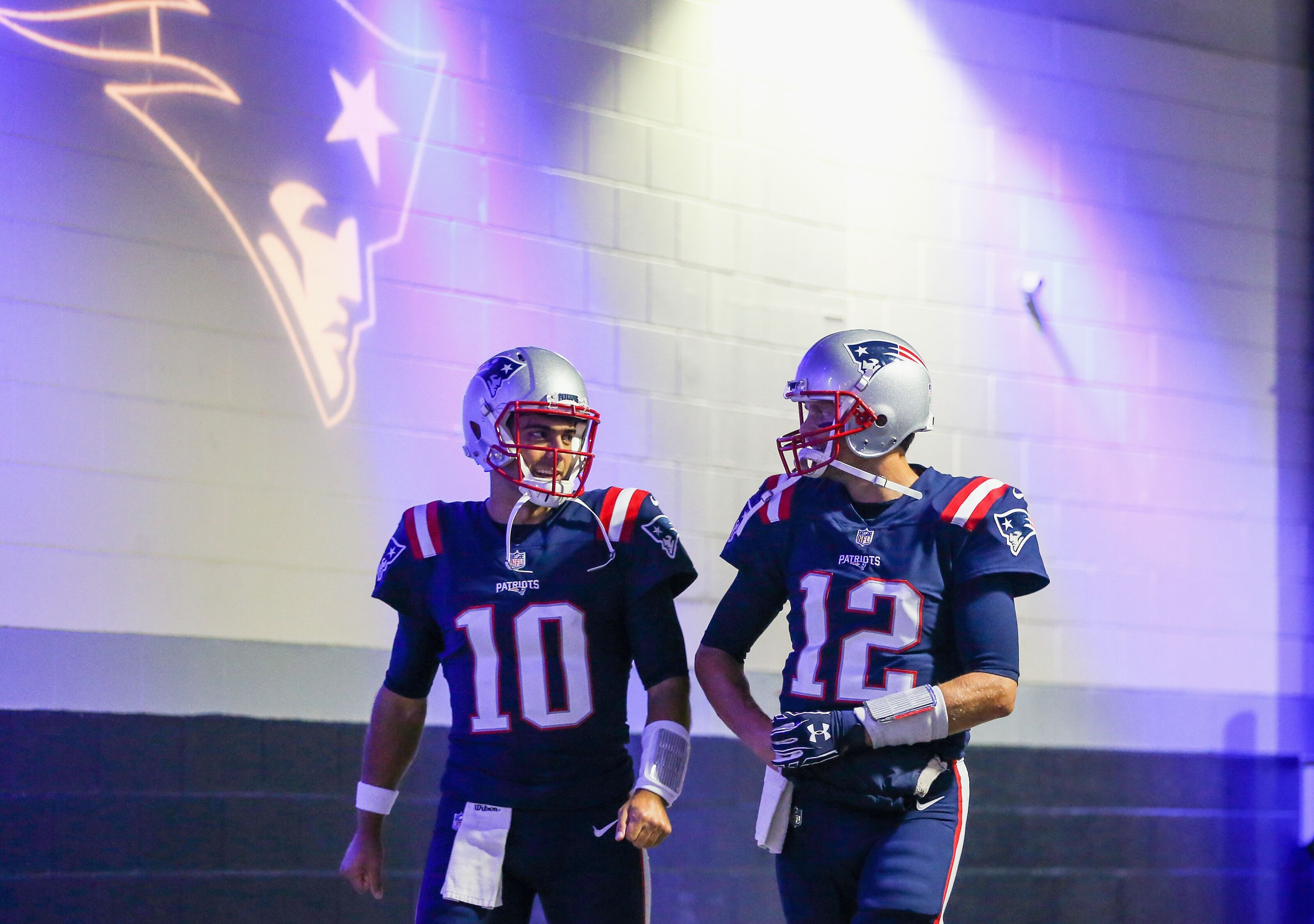 Jimmy Garoppolo: 'Invaluable' experience learning from Tom Brady