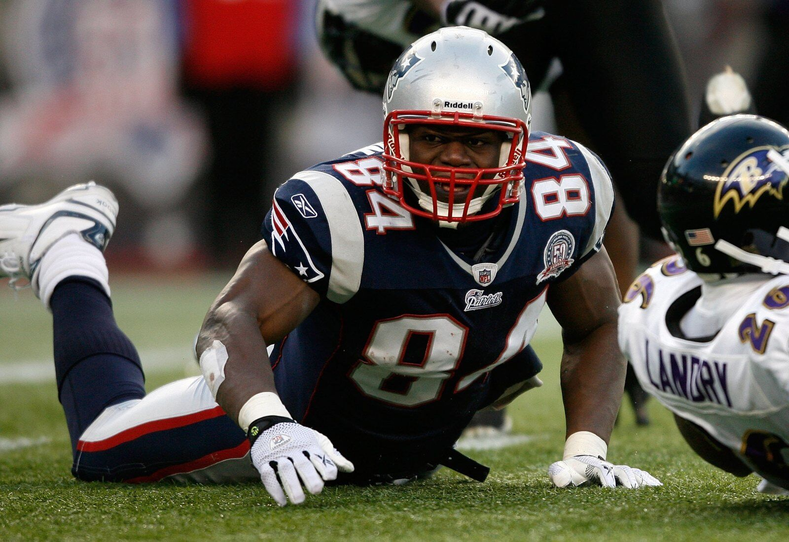 Benjamin Watson would only play for Patriots or Saints