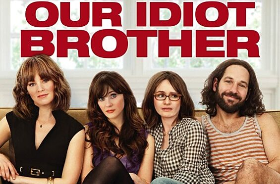 50 Best Comedy Movies on Netflix: Our Idiot Brother