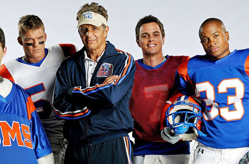 50 Best Comedy TV Shows on Netflix: Blue Mountain State