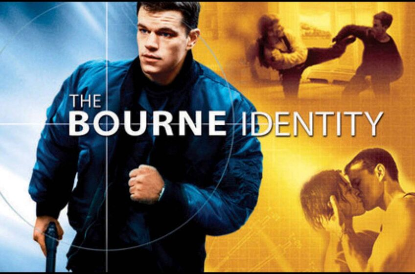 50 Best Movies on Netflix: The Bourne Identity and Supremacy