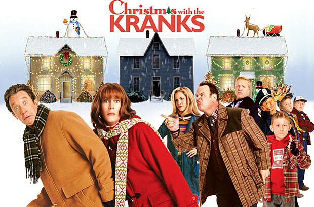 best christmas movies on netflix christmas with the kranks - Christmas With The Kranks Trailer