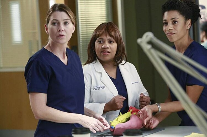 50 Best Tv Shows On Netflix Greys Anatomy Season 12