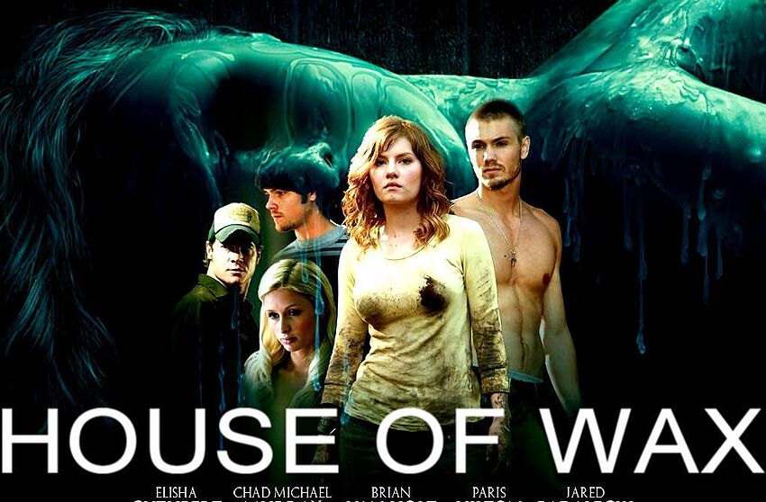 50 Best Horror Movies on Netflix: House of Wax