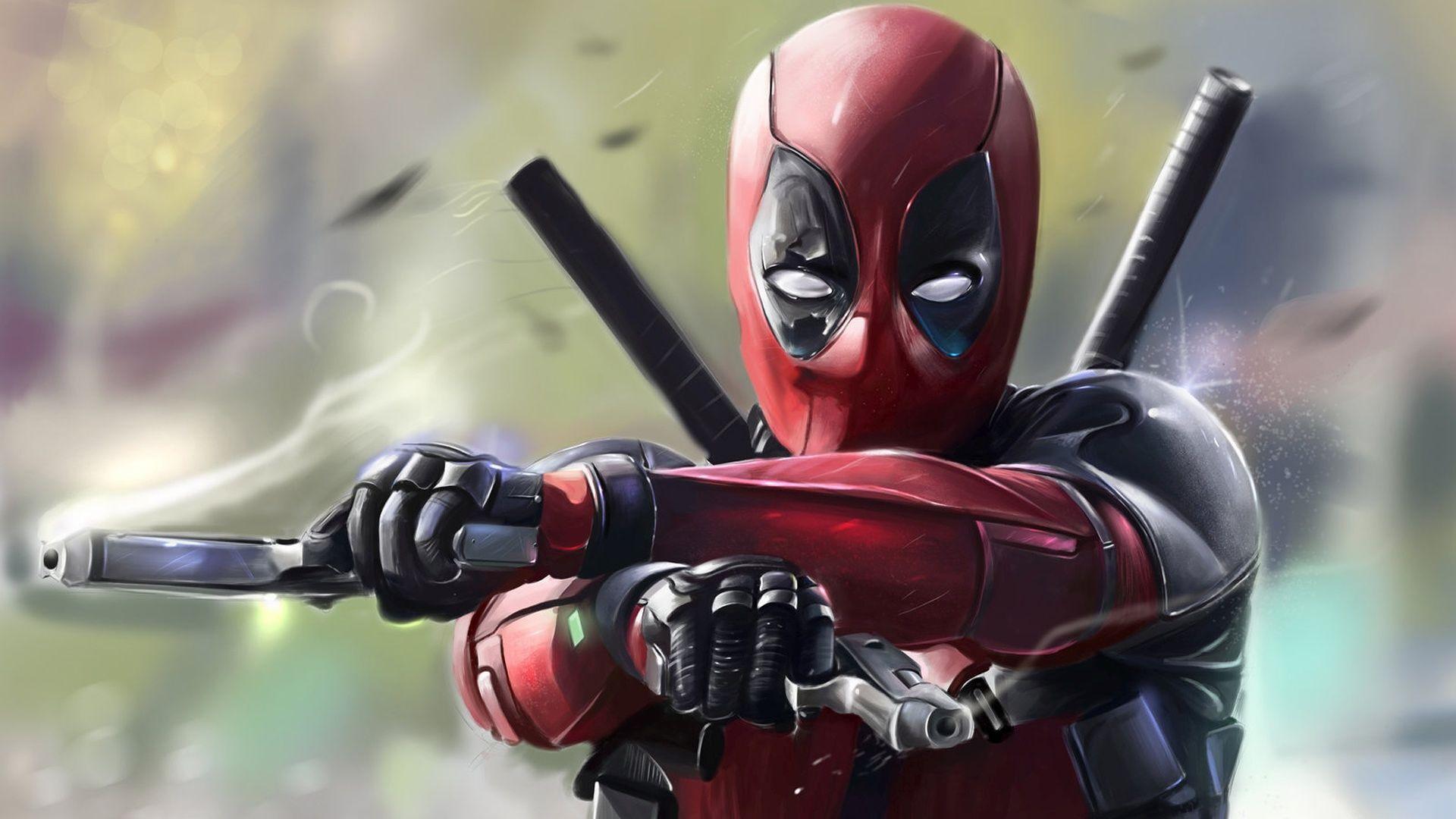 Deadpool 2016 BDRip Subtitle Indonesia - MOVIEC21