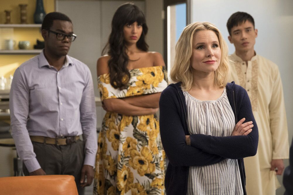 Best Comedy Tv Shows On Netflix Right Now October 2018