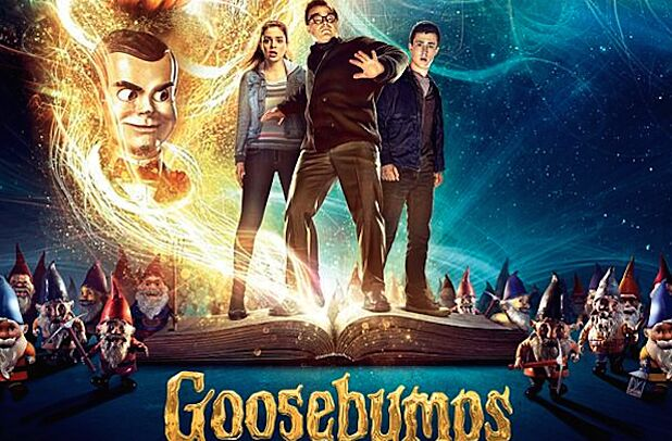 50 Best Comedy Movies on Netflix: Goosebumps