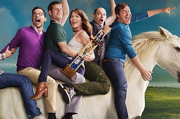 50 Best Comedy TV Shows on Netflix: The League complete series
