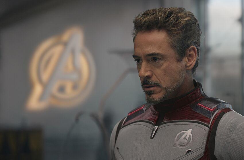Marvel Studios' AVENGERS: ENDGAME..Tony Stark/Iron Man (Robert Downey Jr.)..Photo: Film Frame..©Marvel Studios 2019