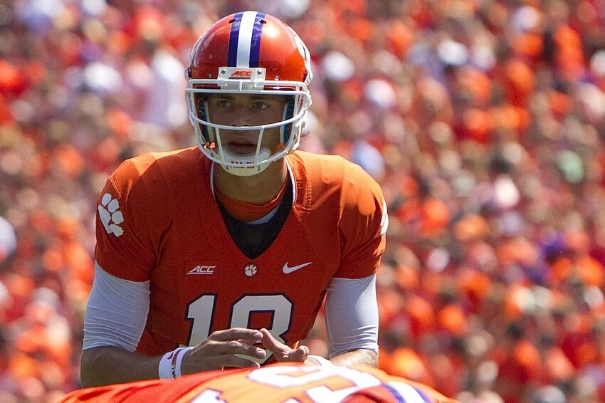 College Football Rankings 2014 Clemson Scores 73 Points