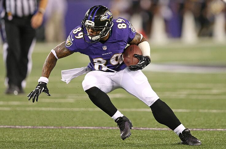 eb0eb9055cc1 NFL Predictions  Panthers vs. Ravens and Steve Smith s Game