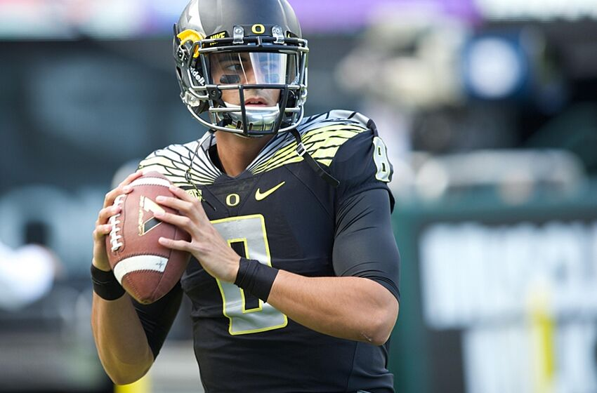 2015 NFL Draft: Who Will Trade Up For Marcus Mariota?