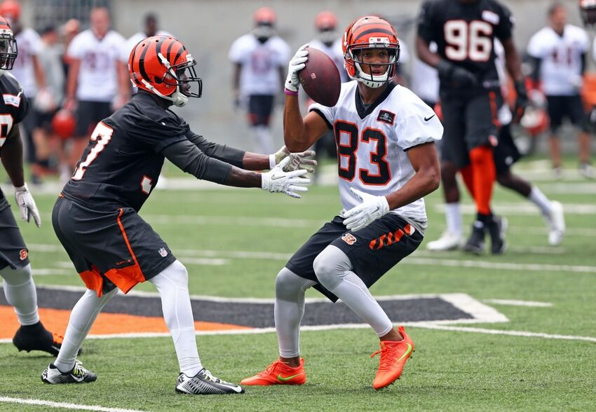 Tyler Boyd Is A Dynamic Addition To Bengals Offense