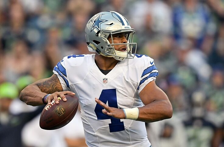 Dallas Cowboys  Is Dak Prescott the Long-Term Answer at Quarterback  32d44ea67