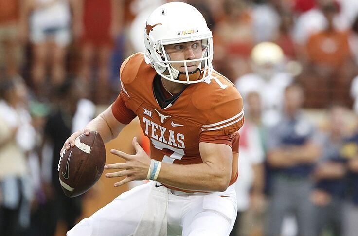 Shane Buechele Resurrects Texas Longhorns Football In 2OT