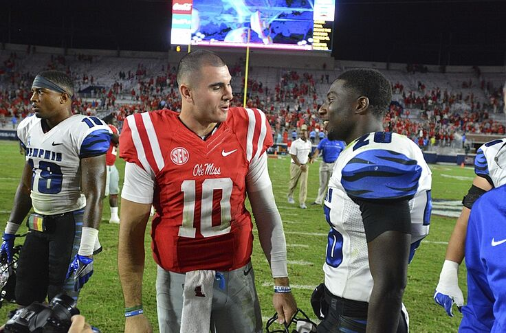 size 40 187fc ed716 Ole Miss QB Chad Kelly Involved In High School Fight (Video)