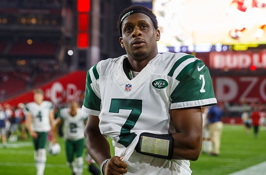 Report: New York Jets to Name Geno Smith Their Starting ...