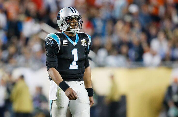 The Denver Broncos broke Cam Newton in Super Bowl 50 217855d09