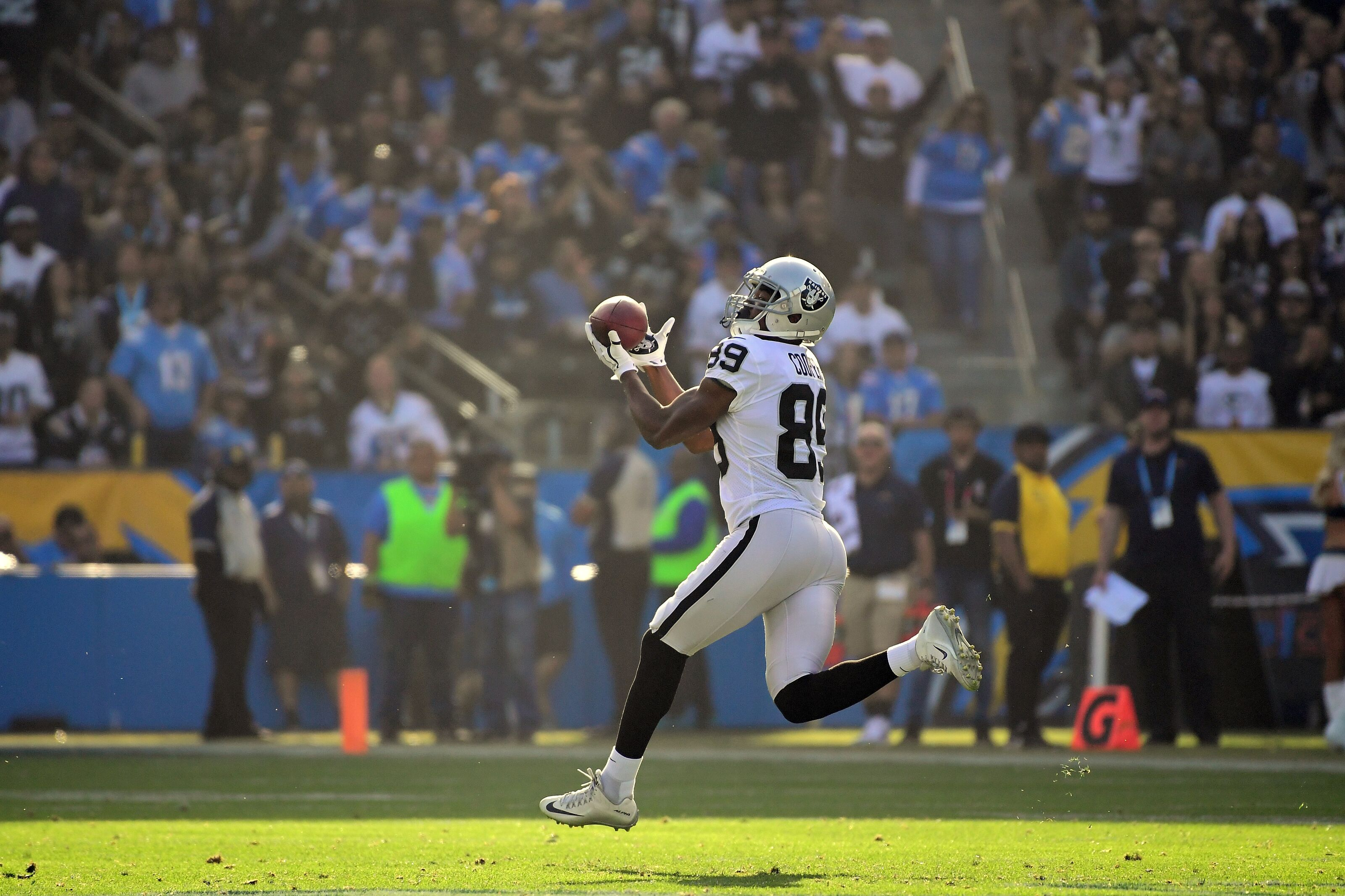 Oakland Raiders Projecting Amari Cooper and other fire sale moves