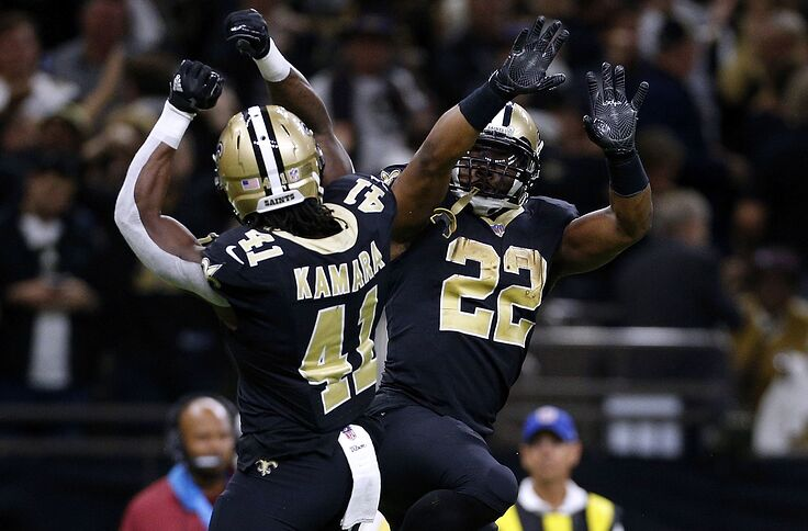 21ab573a New Orleans Saints Ranked With Best Backfield in NFL