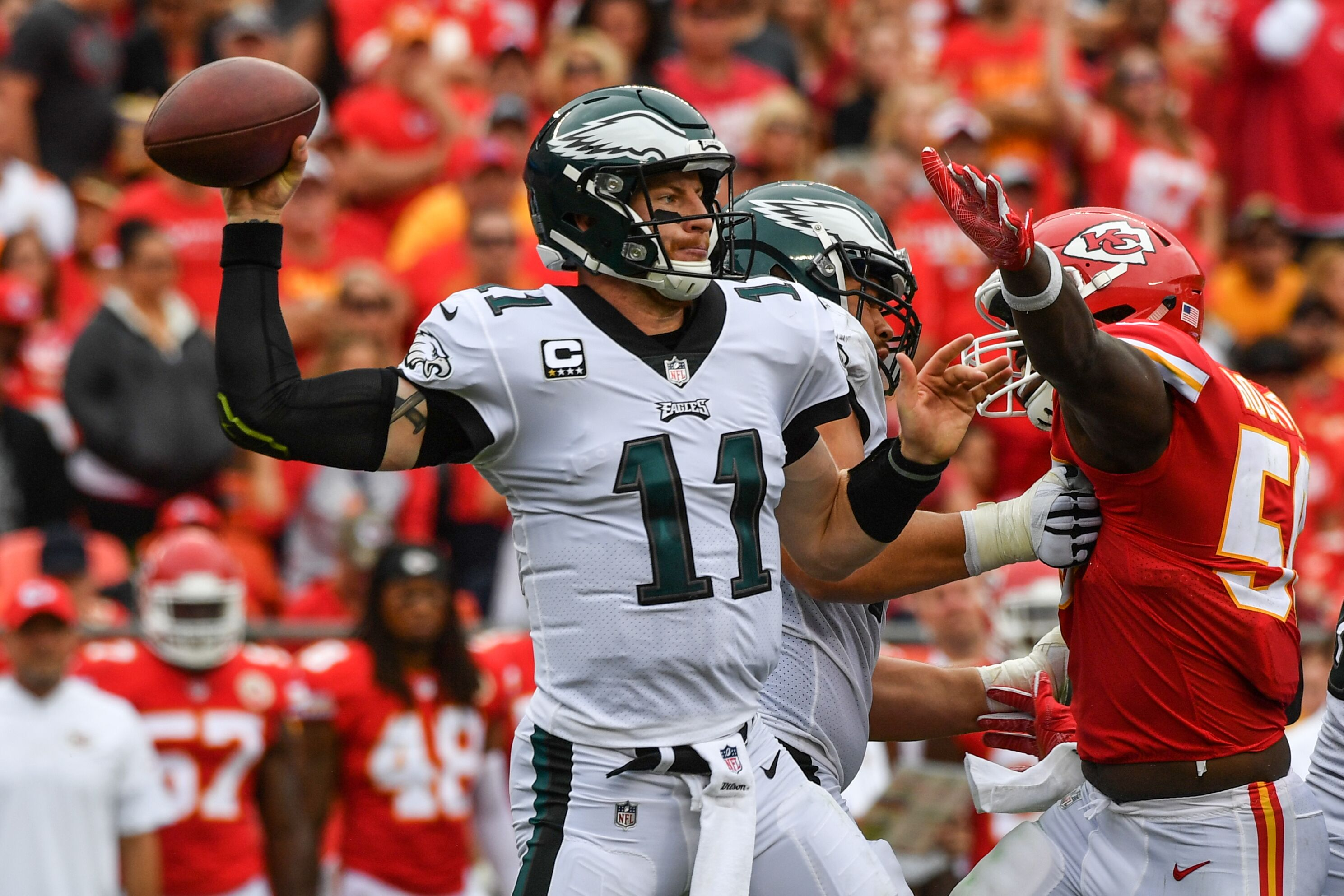 Fantasy Football Carson Wentz Unmined Waiver Wire Gold