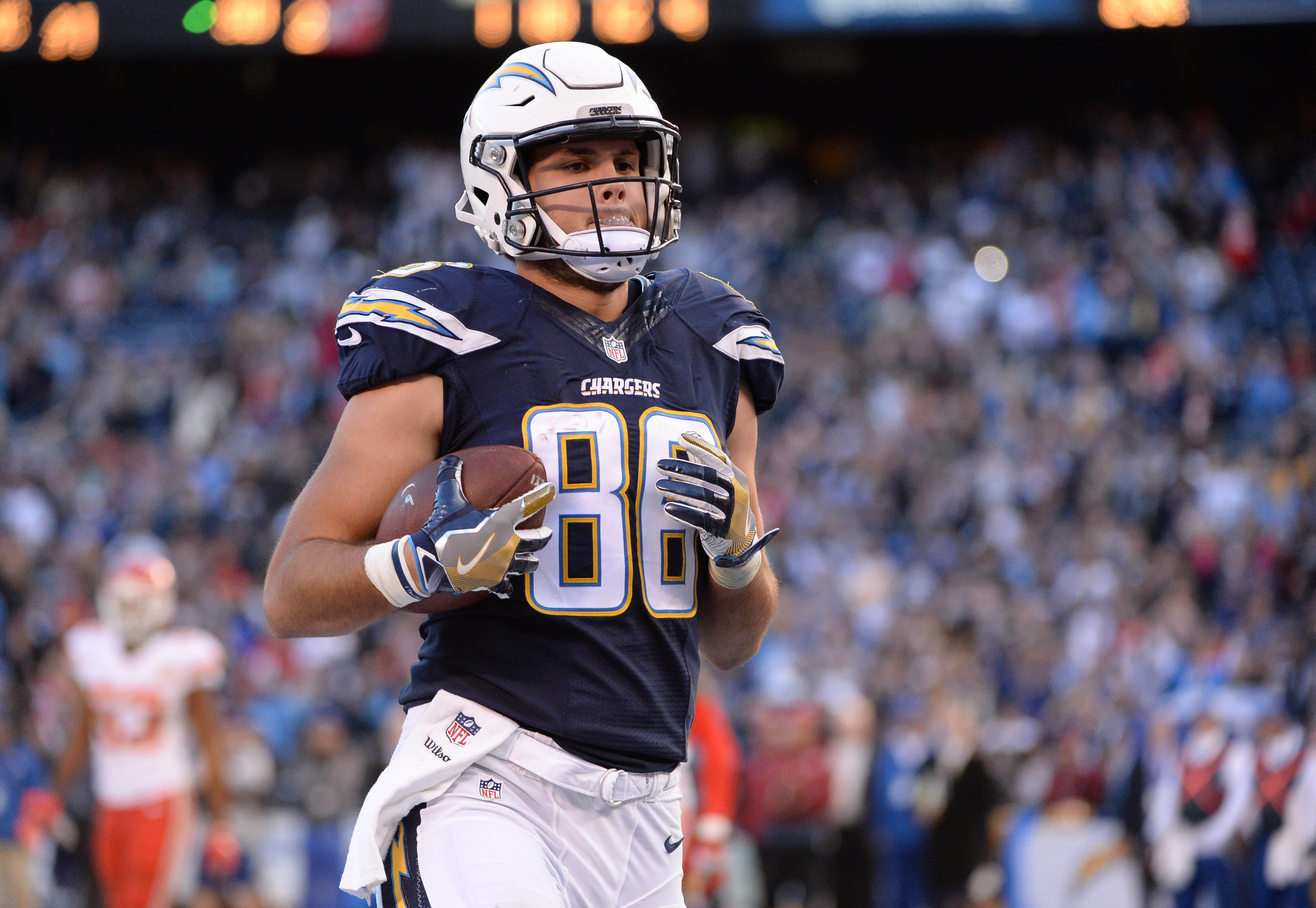 Los Angeles Chargers Hunter Henry The Hot Breakout Pick