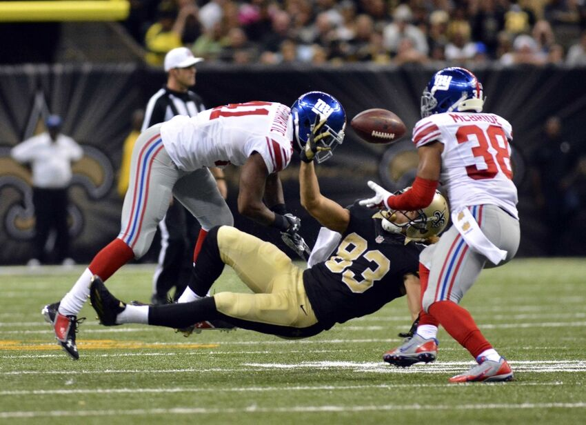 New York Giants: Defense must show up in Tampa