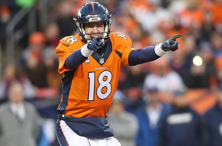 factory price 42144 8b79b Peyton Manning: 'Omaha' Origin Revealed by Reggie Wayne