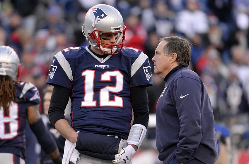 Bill Belichick Super Bowl 46