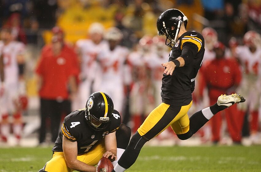 Pittsburgh Steelers Fail Miserably with Rabona Onside Kick ...