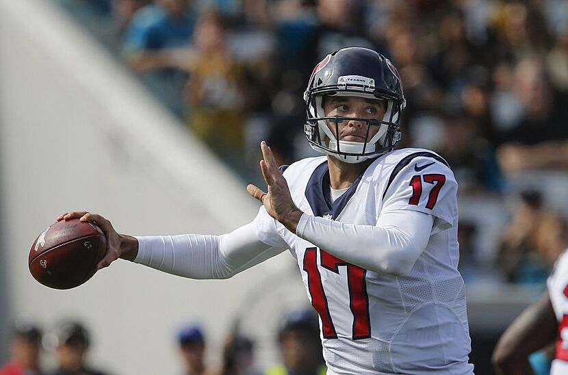 Brock Osweiler Throwing Into Triple Coverage Ended