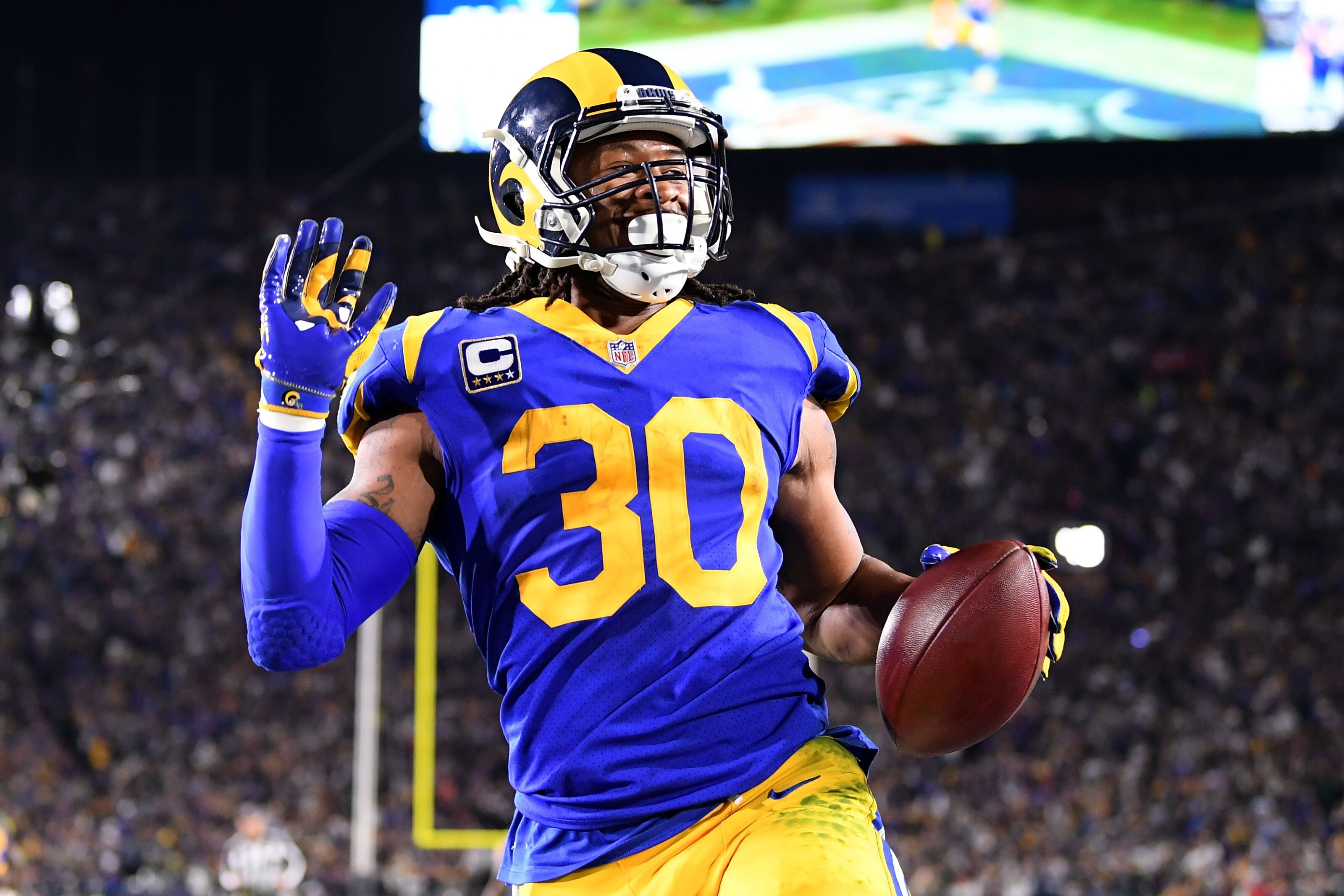 Los Angeles Rams Are Eagles Or Saints The Better Nfc Championship