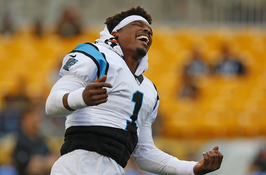 46e8017b9b06 Carolina Panthers  Grading the 2018 preseason