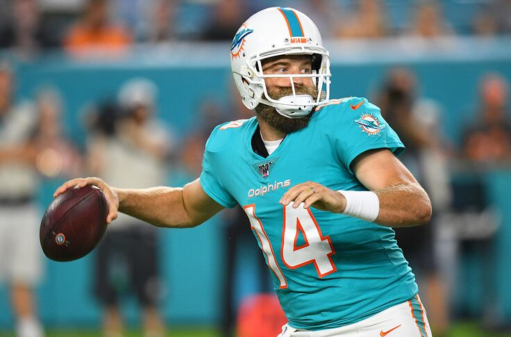 Image result for ryan fitzpatrick dolphins