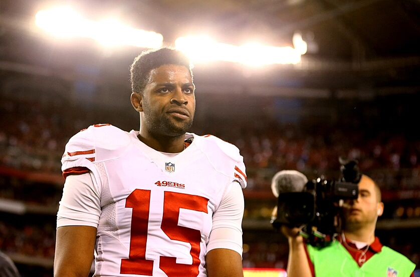 Get To Know Michael Crabtree