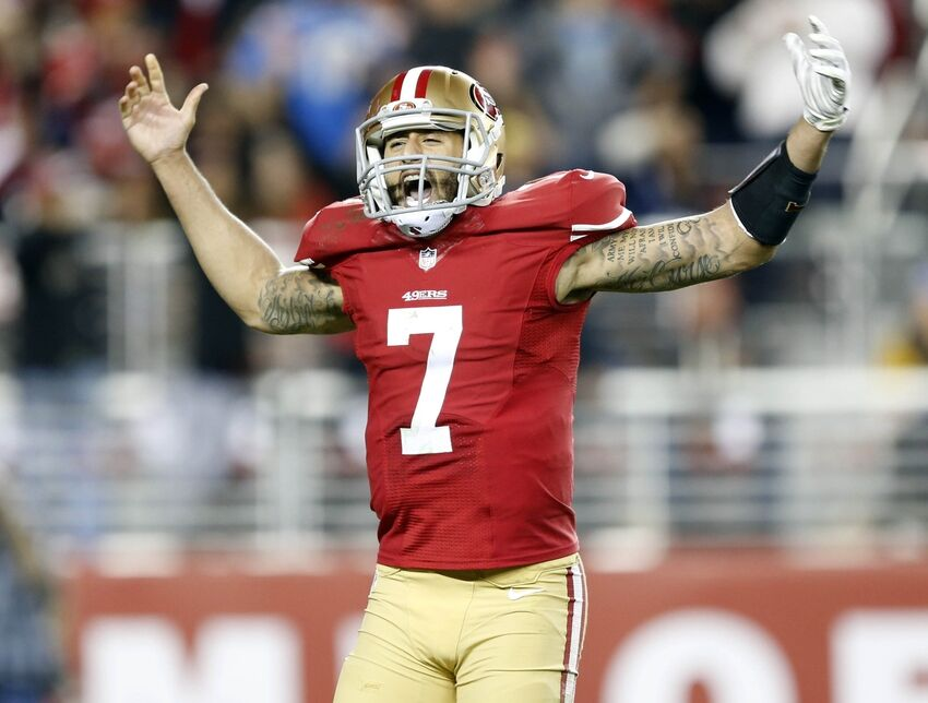 49ers Who Will Be San Francisco S Offensive Mvp